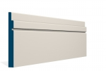 19 x 169mm Pre-Painted Wood Ballymore Skirting - Ivory (5x2.4m)