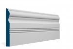 19 x 169mm Pre-Primed / Pre-Painted Wood Braden Skirting (5x2.4m)