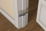 Pre-Primed / Pre-Painted Wood Door LINER (inc Square Door Stop)