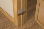Pre-Varnished Solid White Oak Door LINER (inc Square Door Stop)