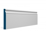 19 x 144mm Pre-Primed / Pre-Painted Wood Ogee Skirting (5x2.4m)