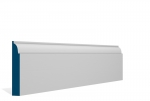 19 x 119mm Pre-Primed / Pre-Painted Wood Ovolo Skirting (5x2.4m)