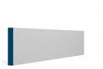 19 x 119mm Pre-Primed / Pre-Painted Wood Square Edge Skirting (5x2.4m)
