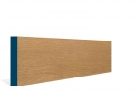 19 x 119mm Pre-Varnished Solid White Oak Square Edge Skirting (5x2.4m)